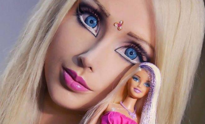 fatos curiosos sobre a Barbie humana